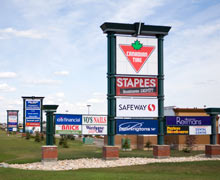 View more outdoor signs.